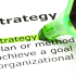'Strategy' highlighted in green